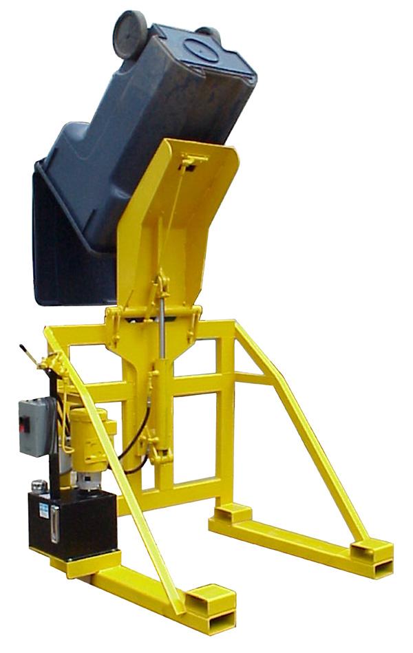 d6035 stand-dump position