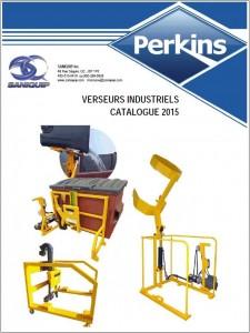 Catalogue Verseur pour camion et industriel